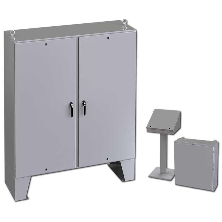 CTQ, Gabinetes, Saginaw Control & Engineering / Enclosures, operator system enclosures, wall mount enclosures, modular enclosures