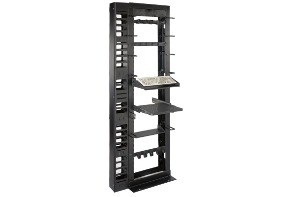 OCC products, rack 7x19, aluminio, 48 unidades de rack, accesorios cableado estructurado / aluminium, 48 UR, structure cabling accesories