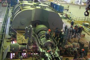 Servicios CTQ-Modernización y Servicios para Turbomaquinas / CTQ Services - Turbo Machinery Modernization and Services